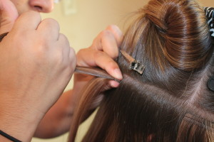 Tape In Extensions, Flagstaff hair salon, Northern Arizona Glam Squad, www.flagstaffhairsalon.com
